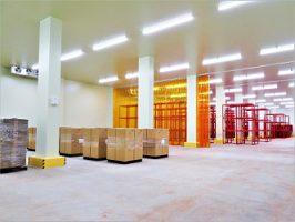 医薬品倉庫のイメージ